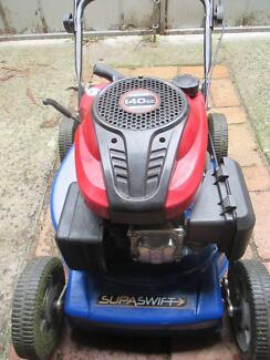 Supa Swift 4-stroke  Lawnmower with Catcher