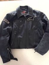 Alpinestars ladies motorcycle jacket Scarborough Stirling Area Preview
