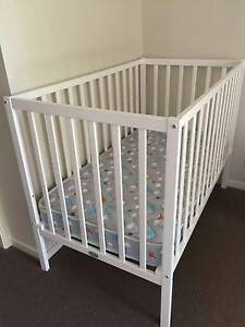 Super cheap baby cot and mattress. We bought them new! O'Connor North Canberra Preview