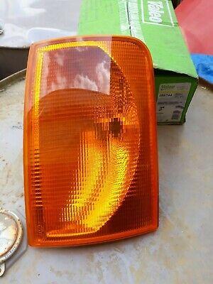 Front LH nearside indicator lamp light for VW Volkswagen LT mk2 05/1996-04/2001