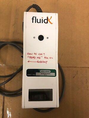 Fluidx Flx-20-1003 Scope Single Sample Tube Usb Barcode Reader