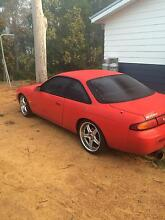 1995 Nissan Silvia Coupe Perth Region Preview