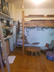 (Lease break) your own studio pad in stkilda $215 a week St Kilda Port Phillip Preview