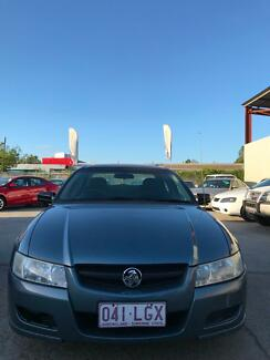 2006 HOLDEN COMMODORE EXECUTIVE VZ LOW MILEAGE REGO+RWC