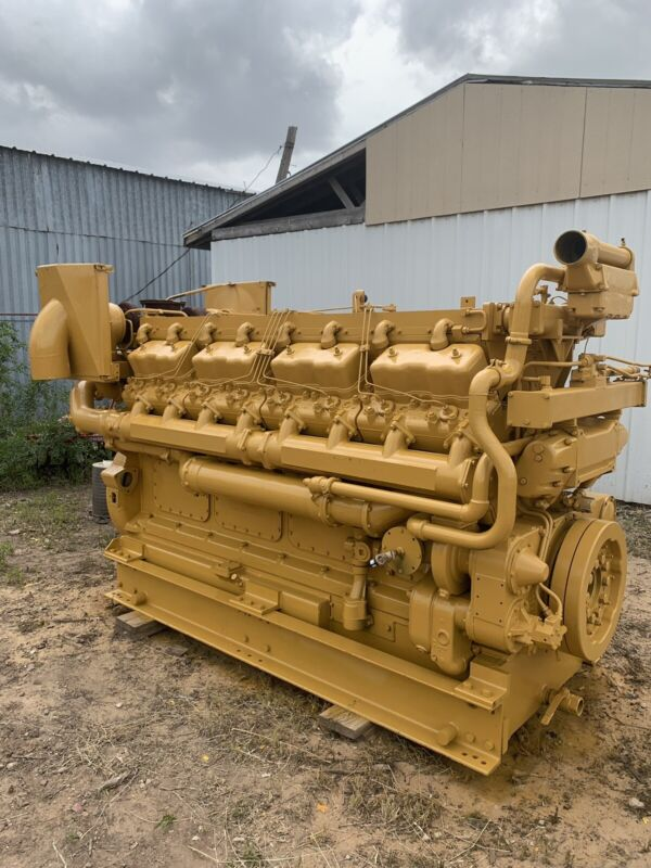 Caterpillar Cat D399 Engine Motor Engine
