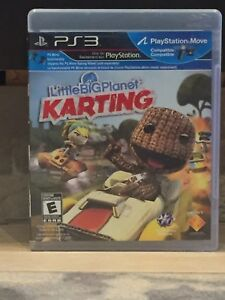 Little Big Planet Karting PS3 video game