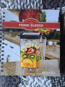 Blendtec fresh blends cookbook