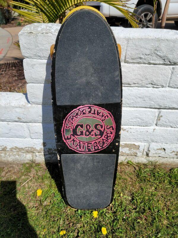Vintage Skateboard