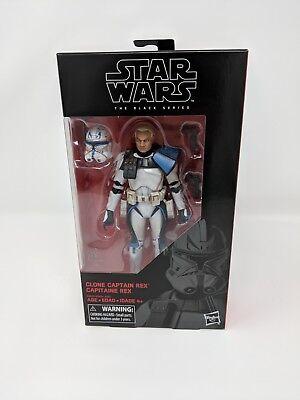 Star Wars The Black Series 6-inch #59 Clone Captain Rex