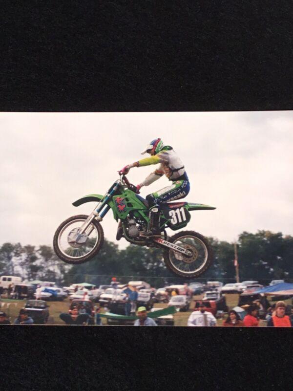 Tallon Vohland Race Worn Motocross Jersey