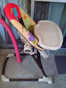 Fisher Price High Chair Werrington Penrith Area Preview