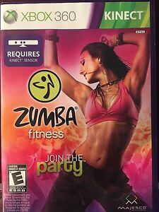 Zumba Fitness for Xbox360 Kinect