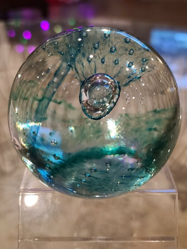 CAITHNESS SPINAWAY PAPERWEIGHT