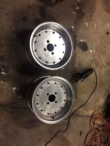 Ssr mk1 pair 15x7 +11 Yamanto Ipswich City Preview