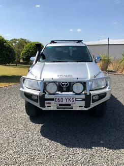 2008 Toyota LandCruiser Prado Dalby Dalby Area Preview