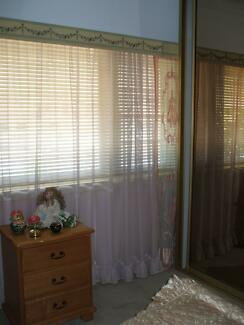 "CURTAINS ""PALE PINK"""