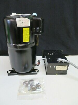 Bristol Compressor L53a113bbca  208230 1ph 60hz R502