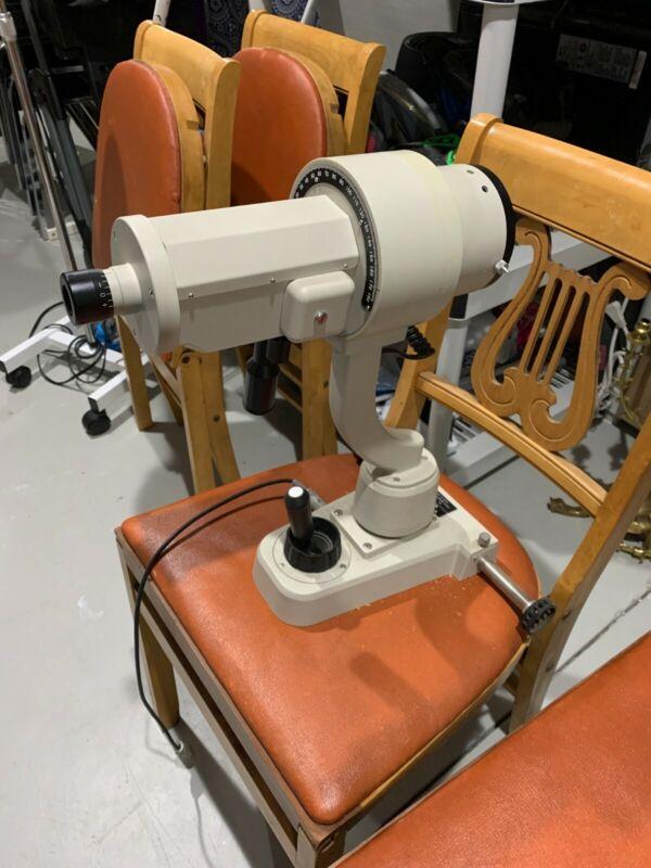 Topcon OM3 Opthalmometer / Keratometer