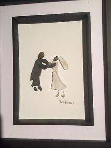 Wedding Seaglass Picture by Deb Humen