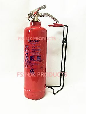 Sale! 1KG POWDER ABC FIRE EXTINGUISHER HOME OFFICE CAR KITCHEN. CE MARKED