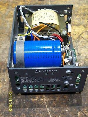 Lambda Regulated Power Supply Lds-x-02