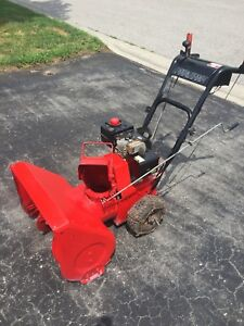 Snowblower — PRICED TO SELL