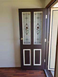 Front door - External Feature door