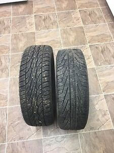 For sale, set of all season tires  CHEAP!!