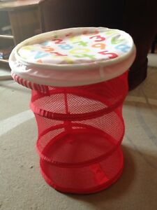 Collapsible Toy Basket