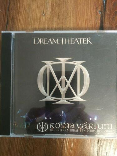Dream Theater Romavarium International Fan Club DVD 2006 DTFCDVD 002