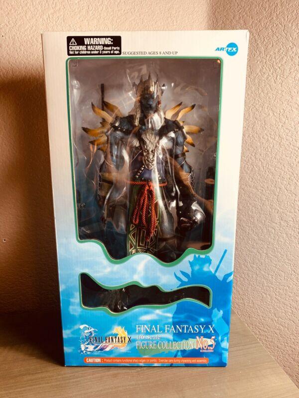 Final fantasy X KIMAHRI RONSO Figure Collection #5 Scale 1/6  ARTFX Kotobukiya