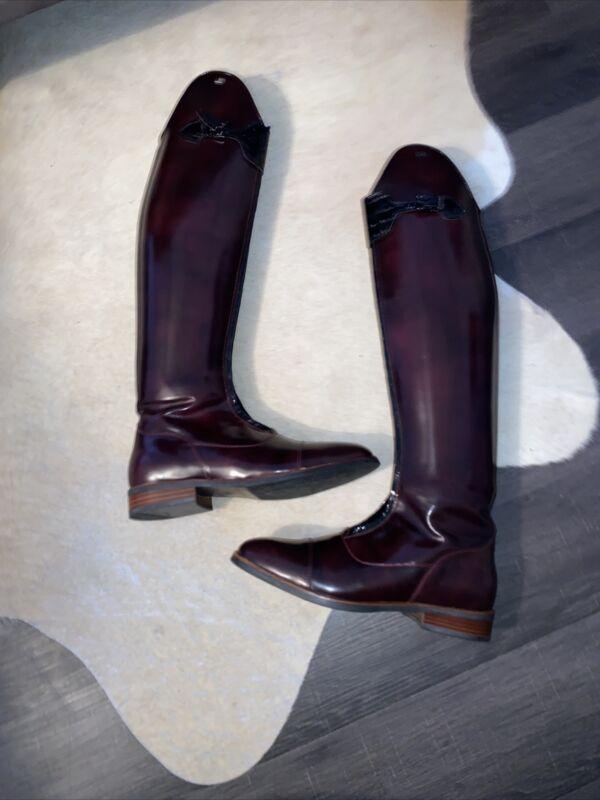 kingsley dressage boots