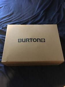 burton snow boarding boot never worn with box Peterborough Peterborough Area image 2