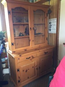 FOR SALE: NEW BRUNSWICK MADE CABINET.