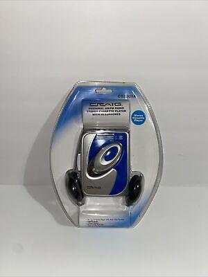 Craig CS2301A Personal AM/FM Stereo Radio Cassette Player