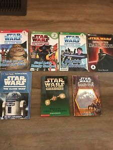 Star Wars Books for young readers