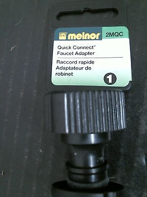 Melnor Quick Connect Faucet Adapter 2MQC