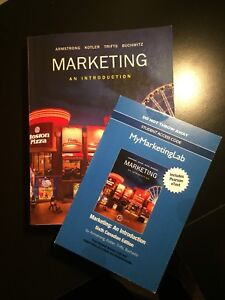 Marketing: An Introduction 6th edition (used)