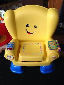 Laugh and learn chair Kitchener / Waterloo Kitchener Area image 1