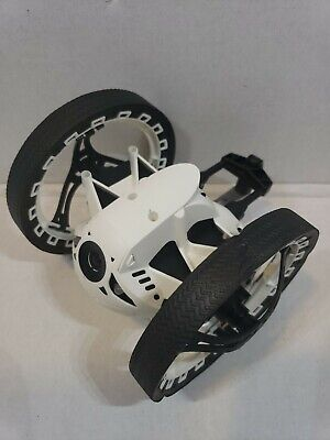 Echo Mini Drone Jumping Sumo, UNTESTED, parts only, missing battery