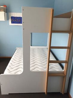 Snooze Taylor Double Single Bunk Bed