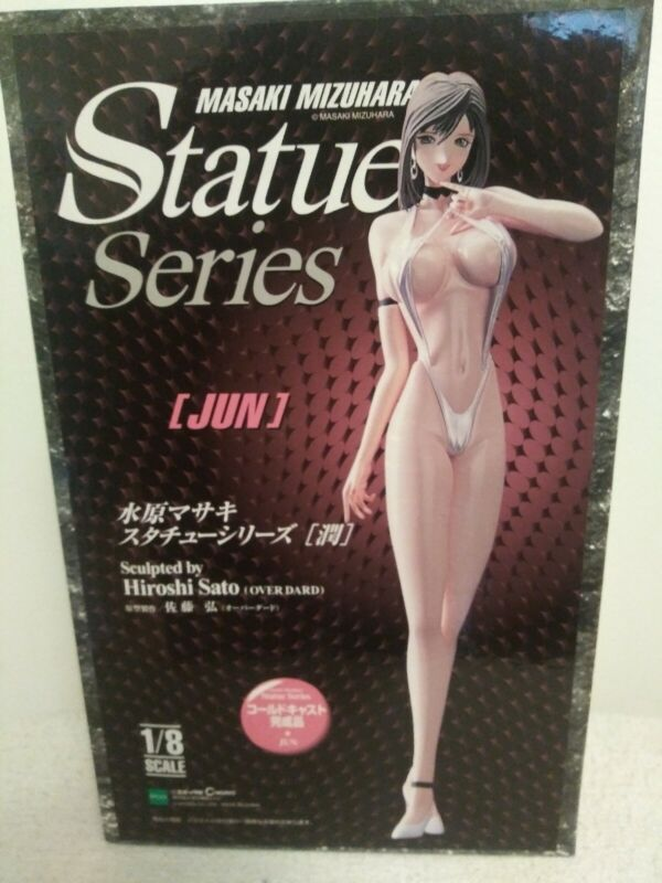 G-TASTE Masaki Mizuhara Statue Series- JUN (Mint Condition- SEALED!)