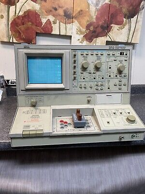 Tektronix 370 Programmable Curve Tracer As-is