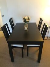 Table and 4 x Chairs Neutral Bay North Sydney Area Preview