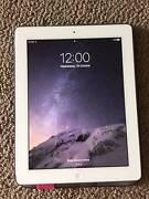 White 64GB (wifi + cellular) iPad (4th Gen) A1460 Cambridge Park Penrith Area Preview