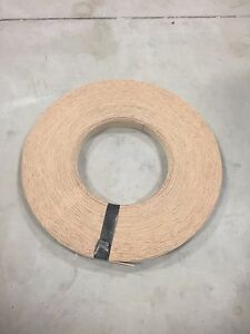 Oak edge tape