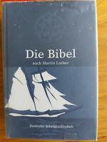 Die Bibel nach Martin Luther Schulausgabe neu und unbenutzt Rheinland-Pfalz - Knittelsheim Vorschau