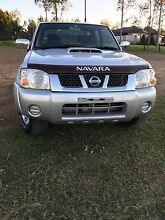 2009 Nissan Navara STR T/Diesel Dual Cab Horsley Park Fairfield Area Preview