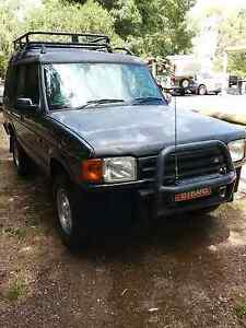 Landrover Discovery 1996 Automatic Lismore Corangamite Area Preview