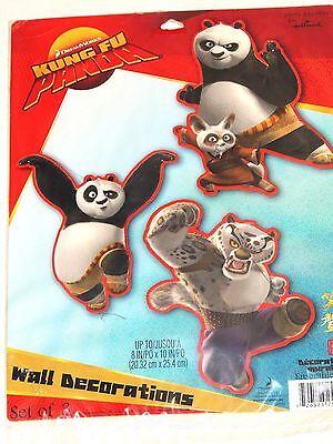 Kung Fu Panda Party Supplies (~~ KUNG FU PANDA~~    1-WALL DECORATION  8